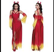 Duivels jurk