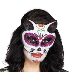 Katten masker dag van de doden
