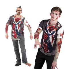 Fotorealistisch Zombie shirt