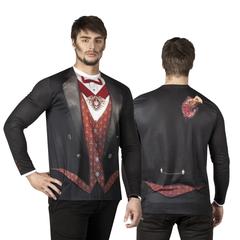 Fotorealistische vampier shirt