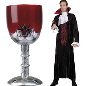Wijnglas Gothic spider