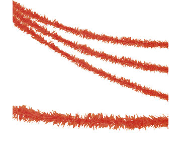 Kunststof slinger Oranje