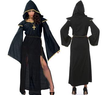 Dames Gothic kostuum