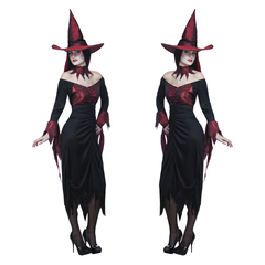 Halloween kleding wicked witch