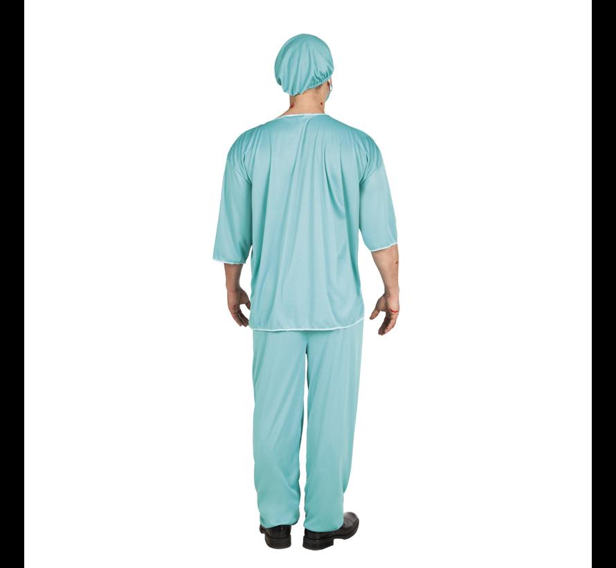 Bloederige chirurg kostuum kopen