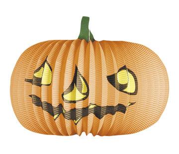 Papieren Halloween lampion