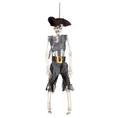 Skelet piraat