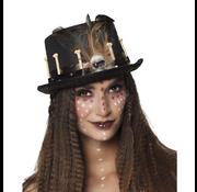 Voodoo dokter hoed voor dames