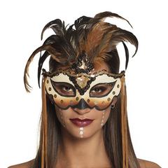 Voodoo oogmasker voor dames