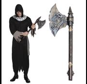 Bijl Skull Warrior