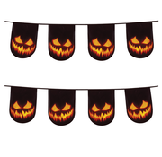 Halloween slinger pumpkin