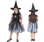 Kinder verkleedkleding spider witch