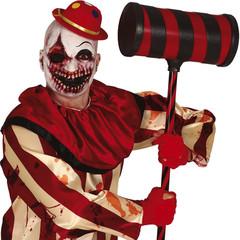 Clowns hamer