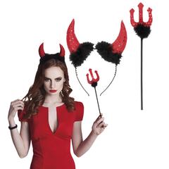 Duivelshoorntjes en duivelsvork