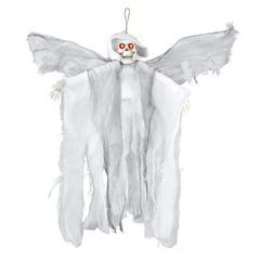 Vliegende doodshoofd met licht en geluid