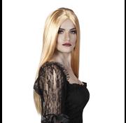 Pruik Heks Blond