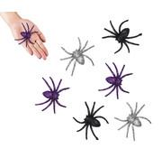 Kleine Plastic spinnen