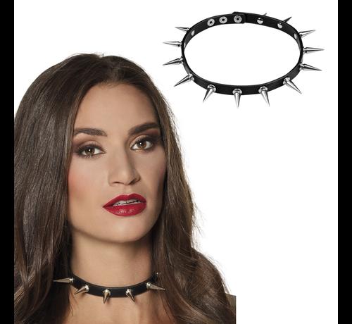 Gothic Halsband Spike Kopen