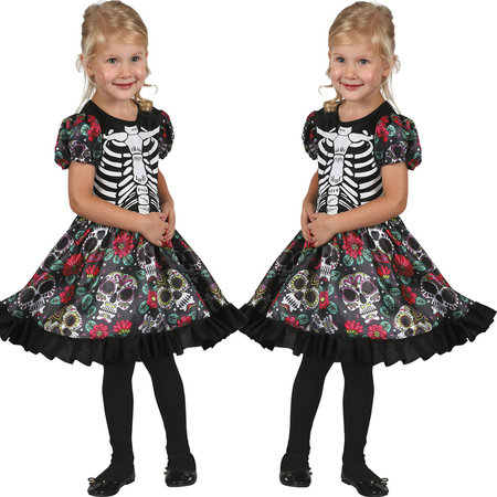 Kinderkostuum day of the dead