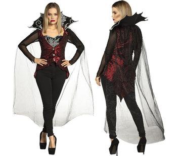 Dames vampiers kostuum