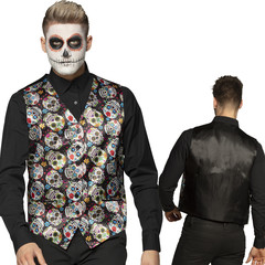 Gilet Day of the dead