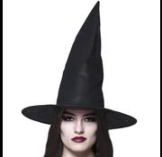 Zwarte heksenhoed Ursula
