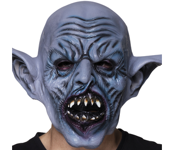 latex masker Orc