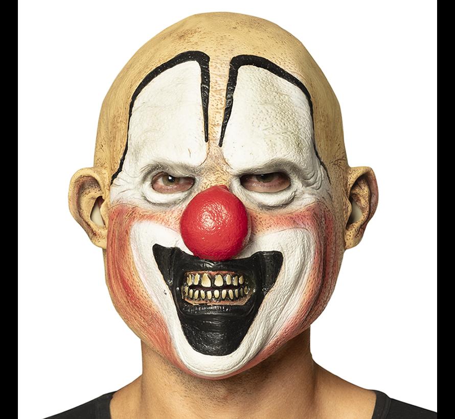 Latex masker Creepy Clown