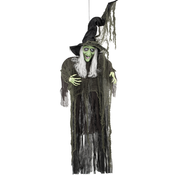 Halloween decoratie evil witch