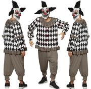 Clown kostuum heren