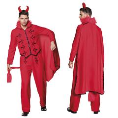 Duivel kostuum