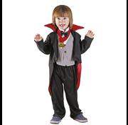 Dracula outfit 3 en 4 jaar