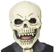 Latex doodskop masker