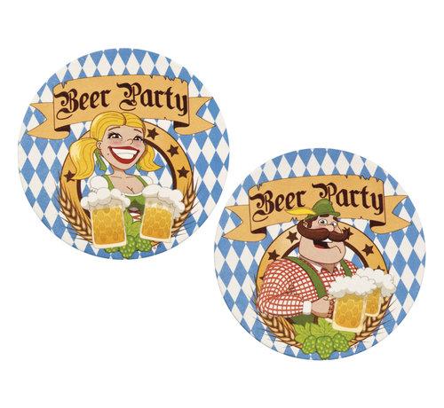 Bierviltjes Bier Feest oktoberfest