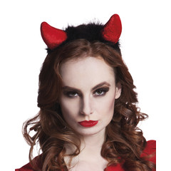 Tiara Devil's horns