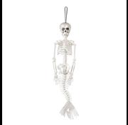 Decoratie Skelet zeemeermin