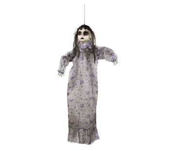 Decoratie Zombie meisje