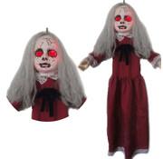 hangdecoratie Zombie meisje
