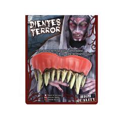Zombie horror tanden