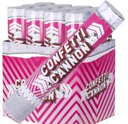 Hartjes confetti kanon