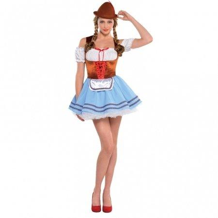 Sensueel Oktoberfest girl jurkje
