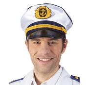 Kapiteinspet verstelbaar