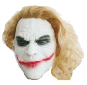 the Joker masker