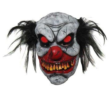 Zombie clown masker