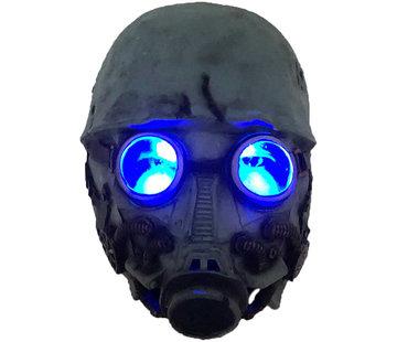 Halloween Gasmasker