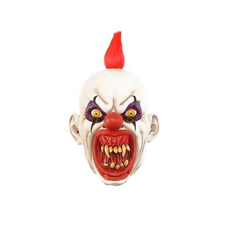 Zombie clown masker Halloween 2019
