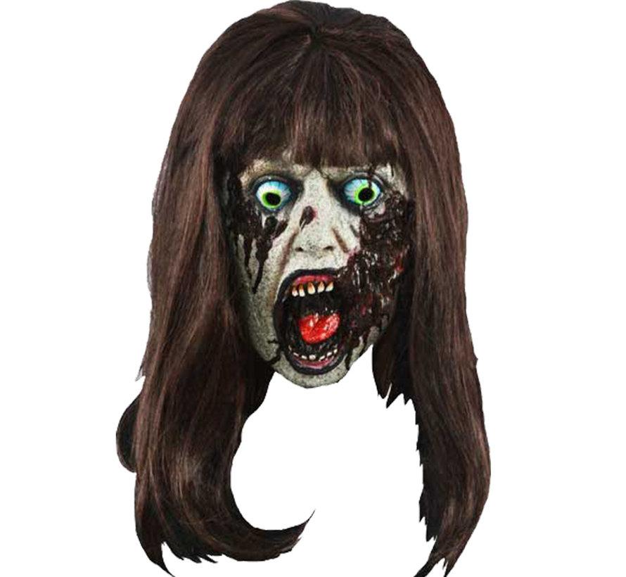 Annabelle horror masker