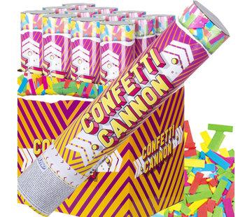 Multicolor confetti kanon