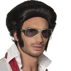 Elvis Presley pruik