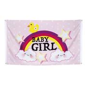 Geboortevlag meisje